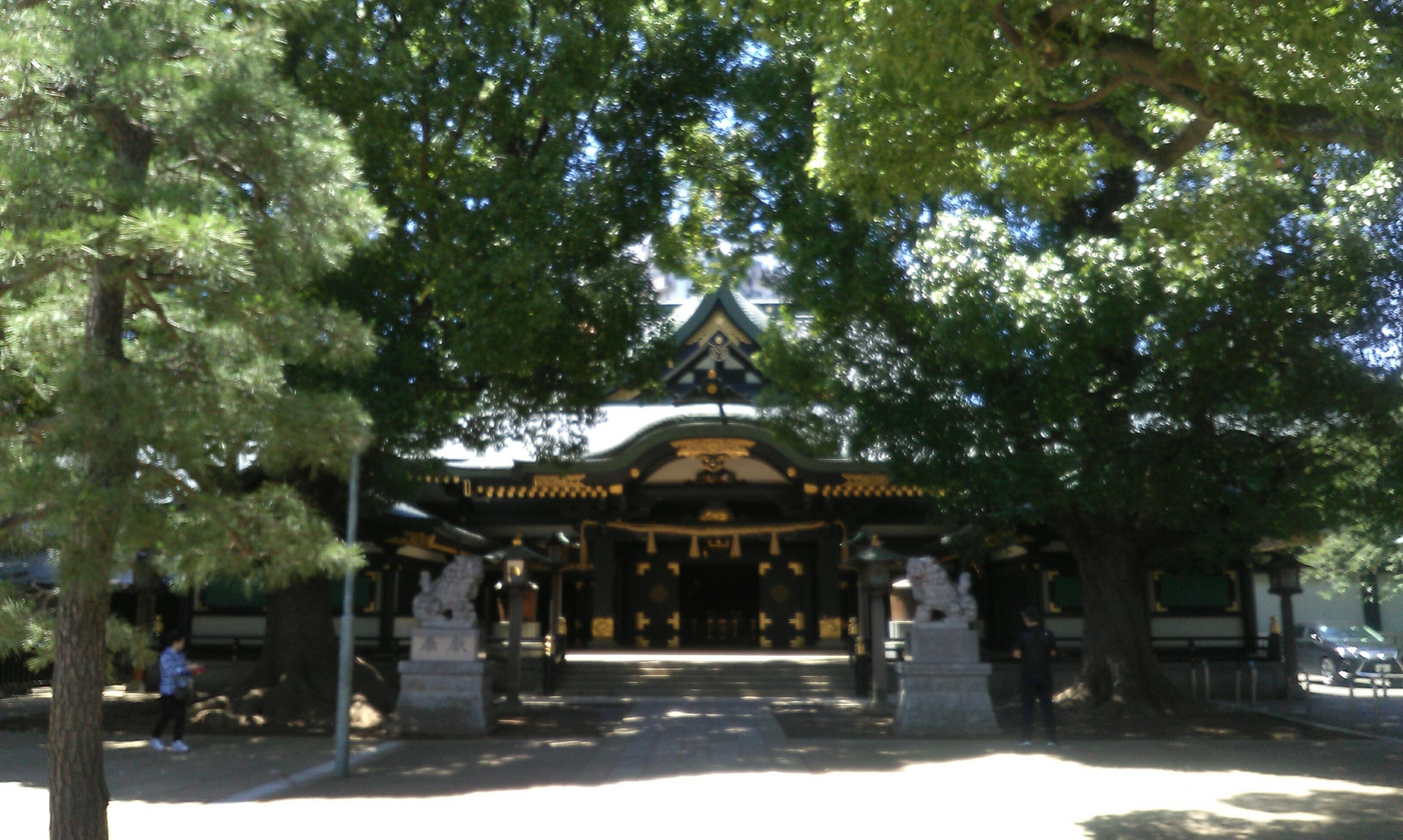 穴八幡宮1